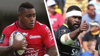 Tuisova / Botia : The Fijians Beast ᴴᴰ (Big Hits)