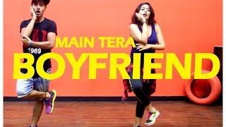 Main Tera Boyfriend dance choreography | Raabta | Vicky & aakanksha I Easy dance steps