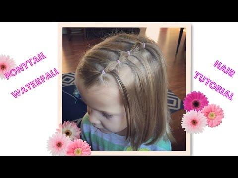 Xxx Mp4 Hair Tutorial For Little Girls Ponytail Waterfall 3gp Sex