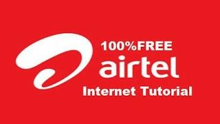 Airtel Free Internet Trick(2G/3G/4G Speed)