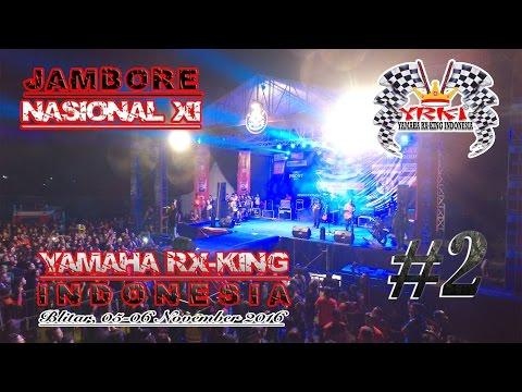 JAMBORE NASIONAL RX - KING 2016 - BLITAR 05-06 NOVEMBER 2016 #2