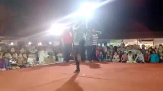ABHIJIT INGLE dance on jina jina