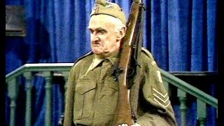 Dad's Army - A. Wilson (Manager) - ... my name is Frazer!... spelled B-A-S-T-A-R-D...