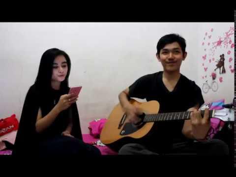 "Belajar Nyanyi "" Anima - Bintang "" Cover April Feat Ulum"
