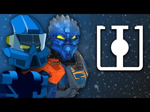 How BIONICLE G1 & G2 are CONNECTED - CTJ