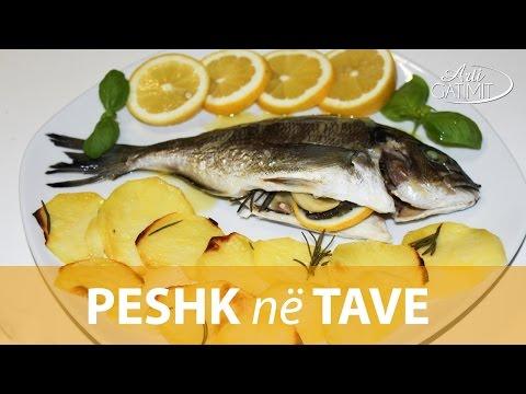Peshk ne Tave me Patate ArtiGatimit