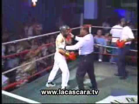 Lo peor del boxeo la cascara tv