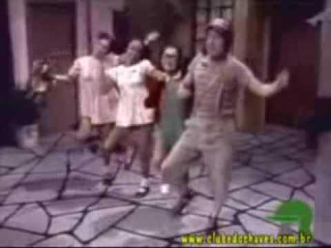 Chaves Canta Michael Jackson