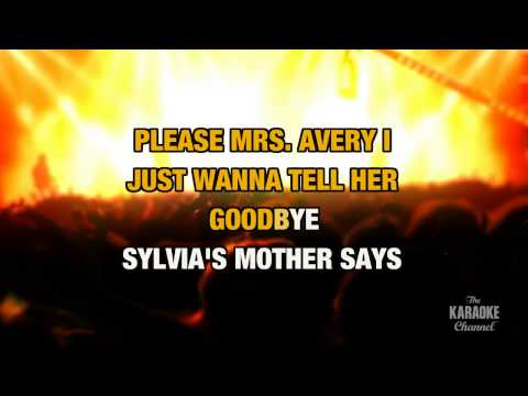 Sylvia's Mother in the Style of