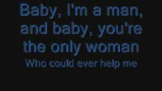Maybe I'm Amazed - Paul McCartney  (With Lyrics)