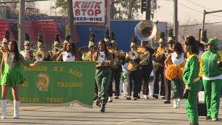 Thousands attend MLK Parade in Dallas