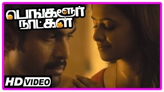 Bangalore Naatkal Movie Scenes | Sri Divya convinces Prakash Raj | Rana thanks Sri Divya | Arya