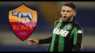 DOMENICO BERARDI ● Welcome To ROMA ● Goals & Skills & Assists ● 2016/17 (HD)