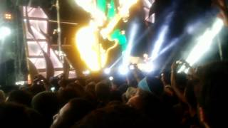Rolling Stones - Circo Massimo Roma 22.06.2014 - Apertura