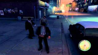 Mafia 2 ''strip club'' drunk