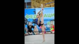 Arina Averina music hoop 2012.