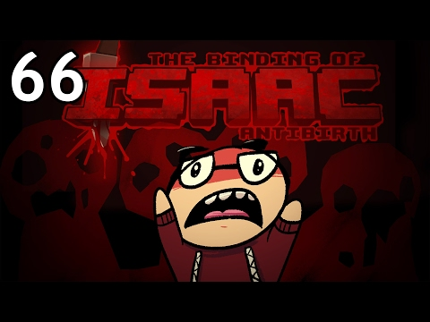 The Binding of Isaac: Antibirth - Northernlion Plays - Episode 66 [Crash]