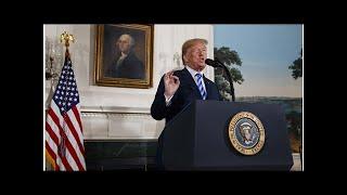 Before Meeting Kim, Trump Had to Repudiate the Iran Deal