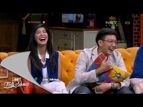 Ini Talk Show - 2 Juni 2015 Part 56 - Yuki Kato, Dimas Anggara dan Reuben Elishama