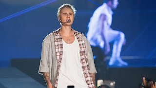 Watch Justin Bieber Cover Justin Timberlake 'Cry Me a River' at Brooklyn 'Purpose' Concert