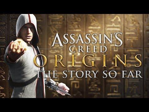 Xxx Mp4 Assassin S Creed Origins The Story So Far 2007 2017 3gp Sex