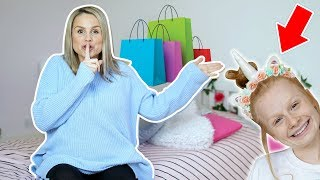 SURPRiSE SHOPPiNG FOR TEEN