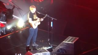 Ed Sheeran - Bloodstream @ The O2 Arena, London 03/05/17