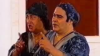سيد زيان و محمد نجم - أقوى مشهد سياسي ضاحك  علي المسرح