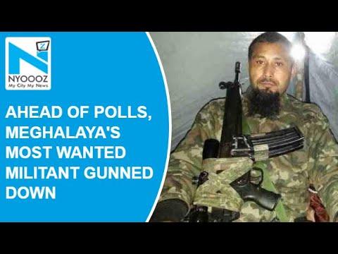 Xxx Mp4 Meghalaya S Top Militant GNLA Chief Sohan D Shira Killed NYOOOZ TV 3gp Sex