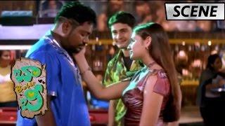 Mahesh Babu and Meher Ramesh Emotional Scene - Bobby Movie Scenes