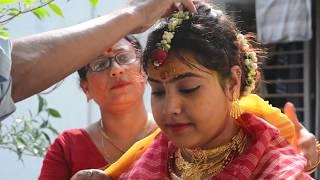 || Sneha & Manik || Bengali Wedding Promo || Cinematic Wedding Series || Best Wedding Film ||