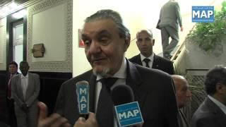 رئيس مجلس النواب يستقبل رئيس مجموعة بنوك فيصل الإسلامية
