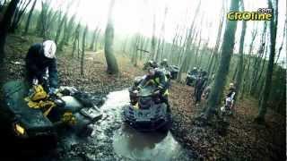 ATV Off Road Polaris and CanAm