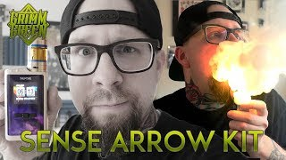 Sense Arrow Kit ~ That mod with LEDs on it