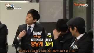 Shinhwa Broadcast [cut]: Comforting Andy