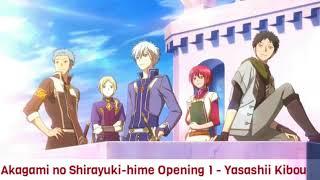 [ 赤髪の白雪姫 Op 1 Full ] Snow White With The Red Hair - Op 1 Full (Saori Hayami)