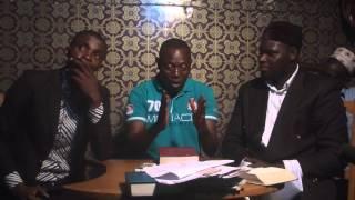 jésus est il fils de Dieu débat chrétiens musulmans ahmadiyya télé nkeni