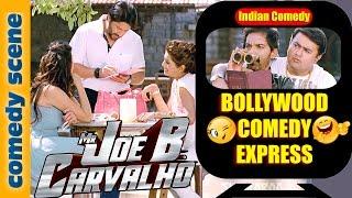 Javed Jaffrey Comedy {HD} | Bollywood Comedy Express | Mr Joe B. Carvalho | Indian Comedy