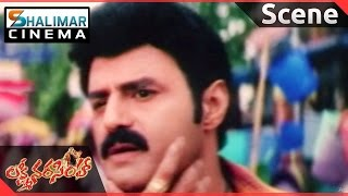 Lakshmi Narasimha || Bala Krishna Introduction Action Scene   || Bala Krishna || Shalimarcinema
