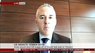 Jonathan Schanzer on US-Saudi relations with BBC World News