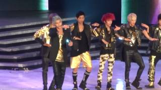130823 - TEEN TOP - Miss Right @ M! Countdown What's Up LA KCON 2013