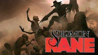Enter SOLOMON KANE - Razör vs. Comics