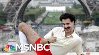 Sacha Baron Cohen's 'Who Is America' Catches Conservatives In Blunders | AM Joy | MSNBC