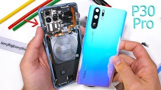 Huawei P30 Pro Teardown! - How does a
