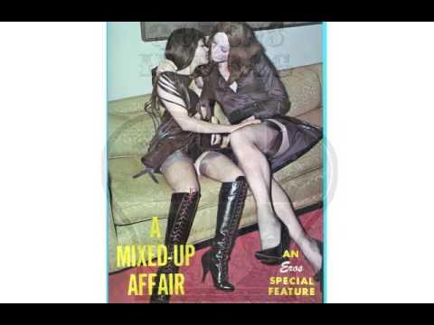 Female Mimics Eros Goldstripe Impersonators 1971
