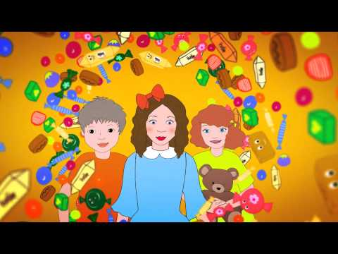 Candy Candy song for children