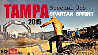 Tampa Spartan Sprint - 2015 (FULL RACE)