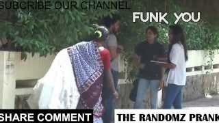 Girl Asking For Dick Size from Strangers!  Prank in India   Randomz Prank
