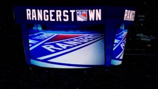 New York Rangers 2015-2016 Playoffs Intro (Round 1)