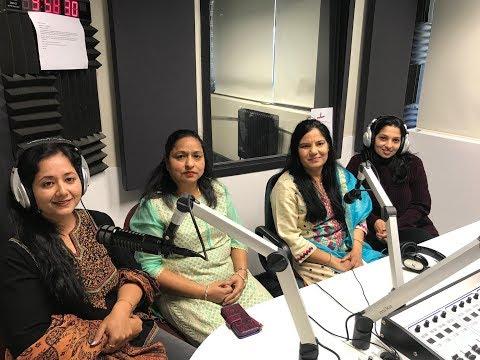 Radio Manpasand - Sunday 13 May 2018 -   Mother's Day - Deepa Reshma Krishna Sarika RJ Ira